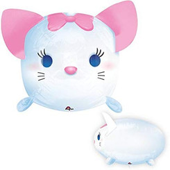"19"" Disney Tsum Tsum Marie (Multi-Panels)"
