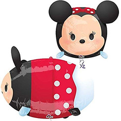 "19"" Disney Tsum Tsum Minnie (Multi-Panels)"