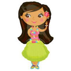"""35"""" Hula Girl"""