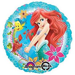 "18"" Ariel Under The Sea"