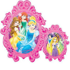 "31"" Princesses Frame Supershape"