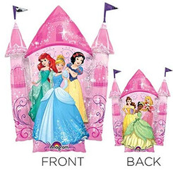 "35"" Multi-Princess Castle"