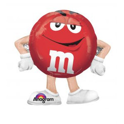 "22"" M&M's red Airwalker"