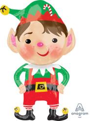 "35"" Jolly Christmas Elf"