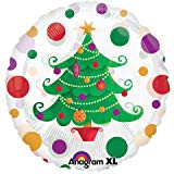 "18"" Christmas Tree Dots"