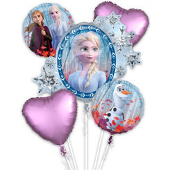 Frozen 2 Bouquet (A SET OF 5)