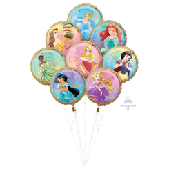 Princess Once Upon A Time Bouquet (A SET OF 8)