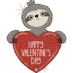 "35"" Valentine Sloth"