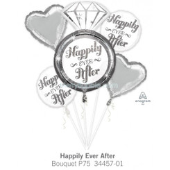 Happily Ever After Bouquet (A SET OF 5)