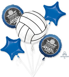 Volleyball Bouquet (A SET OF 5)