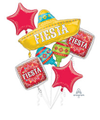 Papel Picado Fiesta Bouquet (A SET OF 5)