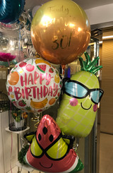 Fruity Birthday bouquet