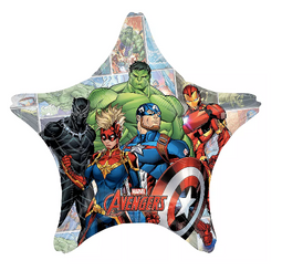 "28"" Avengers Marvel Powers Unite Jumbo Foil Balloon"