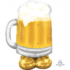 "49"" AIRLOONZ BIG BEER MUG"