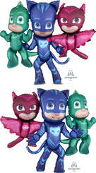 "57"" Airwalker PJ Masks Balloon"