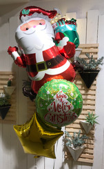 Santa small set