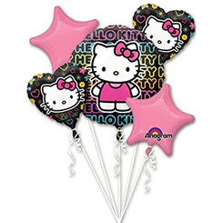 Hello Kitty Tween 5-piece Bouquet