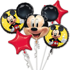 Mickey mouse forever bouquet (a set of 5)
