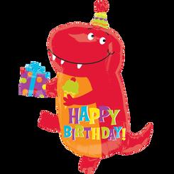 "27"" Birthday - Saurus"
