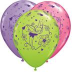 "Tinker Bell 11"" Latex Balloons"