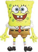 "28"" Sponge Bob Super Shape - Full Body"