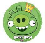 """18"""" Angry Birds King Pig"""