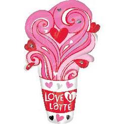 "35"" Love Latte"