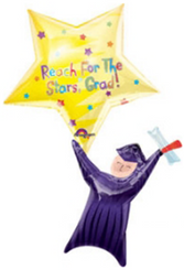 42'' Reach for the Stars Grad