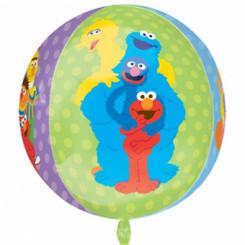 Sesame Street Orbz