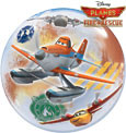 "22"" Planes Fire & Rescue Bubble"