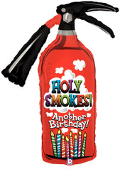 "43"" ""Holy Smokes!"" Fire Extinguisher"