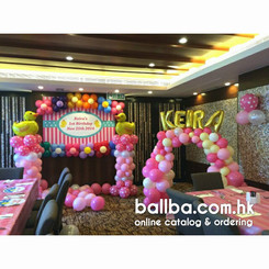 Keira's Birthday Party
