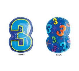 "24"" Number Three"