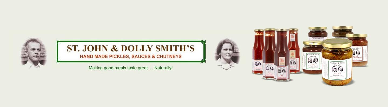 St John and Dolly Smith's