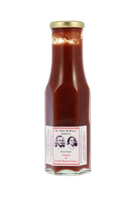 Tomato and Scotch Bonnet Sauce
