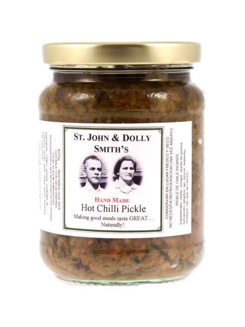 Hot Chilli Pickle