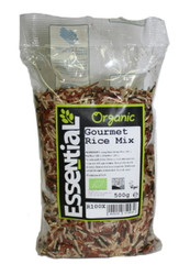 Organic Gourmet Rice Mix by Essential Trading