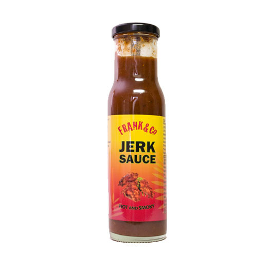 Frank and Co Jerk Sauce