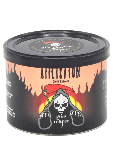 """""""Affliction"""" Chilli Extract by Grim Reaper Foods"""