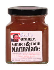 Orange, Ginger and Chilli Marmalade by Paul's Pickles