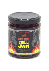 XXX Hot Chilli Jam by Mr Vikkis