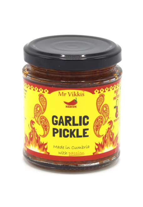 Garlic Pickle by Mr Vikkis