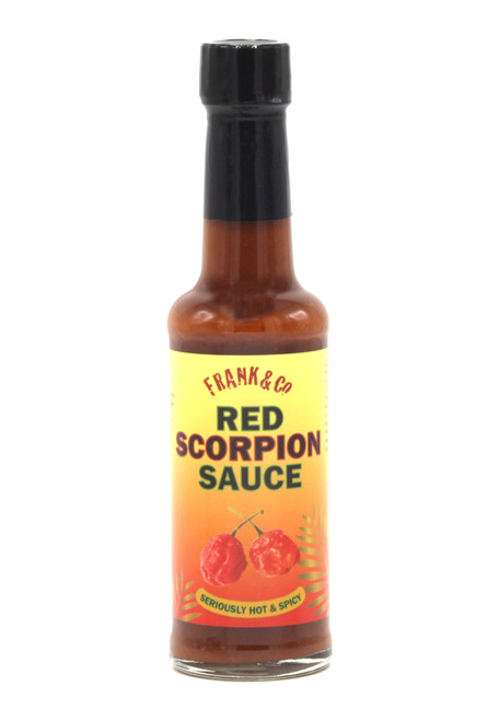Frank and Co Red Scorpion Sauce