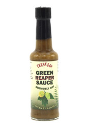 Frank and Co Green Reaper Sauce
