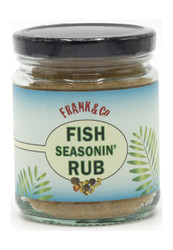 Fish Seasonin' Rub by Frank & Co