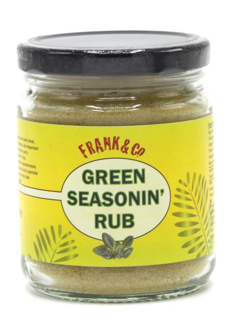 Green Seasonin' Dry Rub by Frank & Co