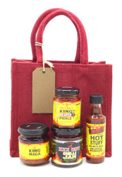 Mr Vikkis 4 Jar Gift Bag