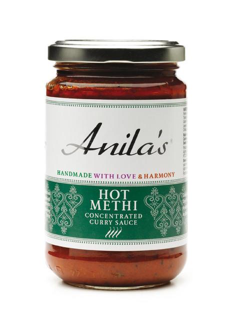 Hot Methi Curry Sauce