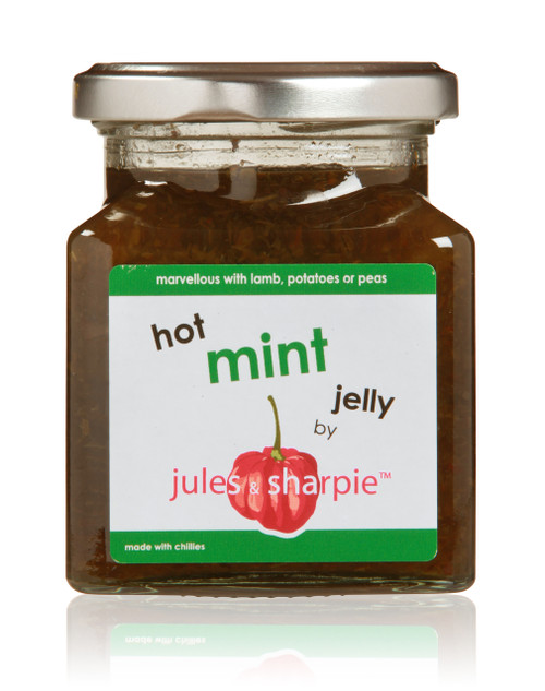 Jules and Sharpie - Hot Mint Jelly