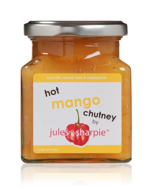 Jules and Sharpie - Hot Mango Chutney